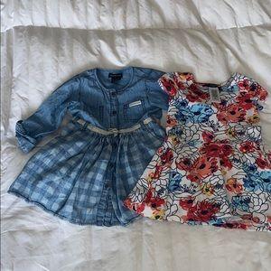 Calvin Klein/guess toddler dresses